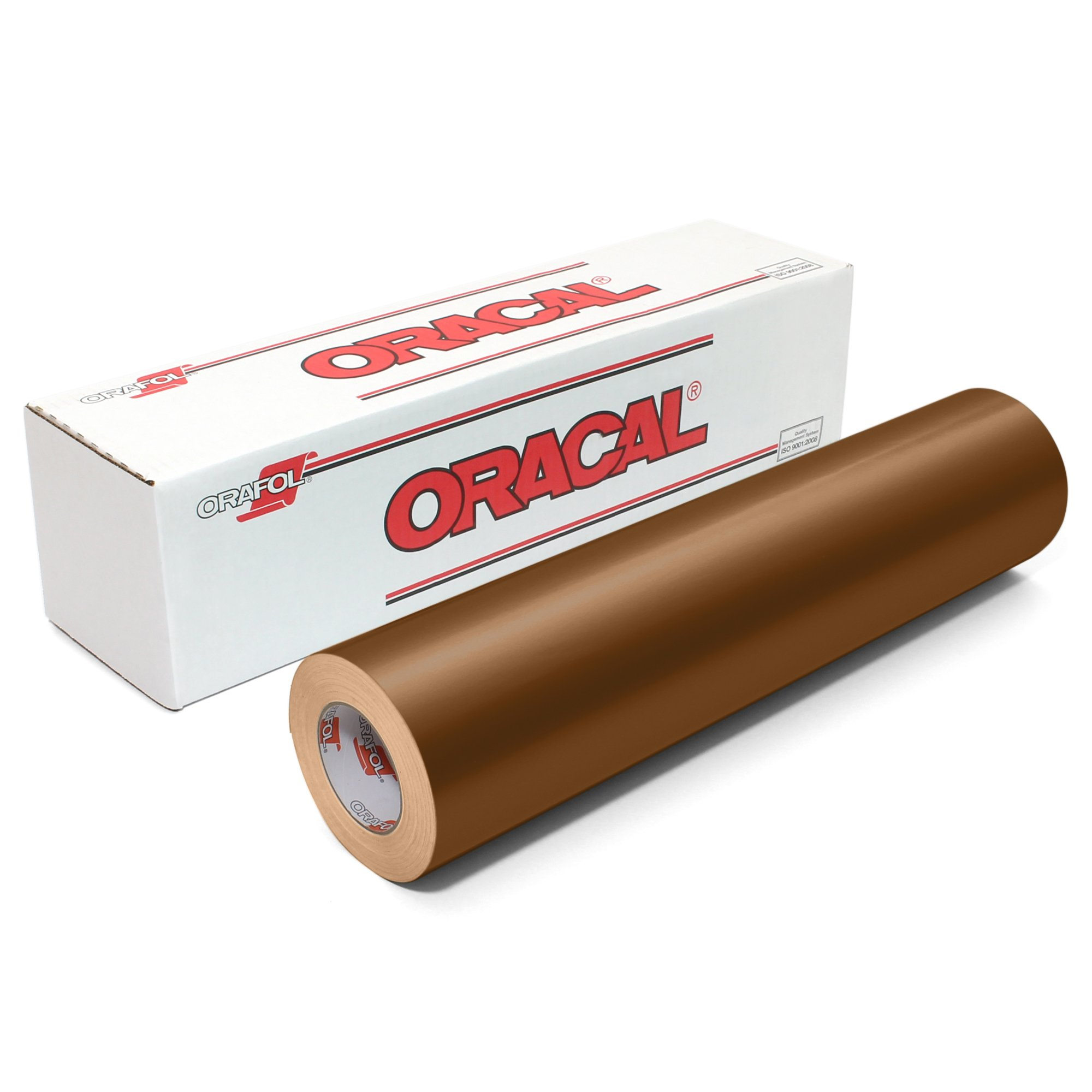 Oracal 651 Glossy Vinyl Roll 2 Sizes Available - Metallic Copper
