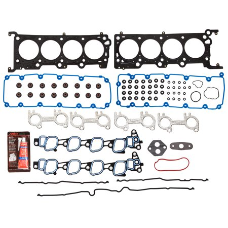 Evergreen 8-21207 Head Gasket Set Fits 04-08 Ford E150 E250 E350 E450 Super Duty 5.4 VIN L, M