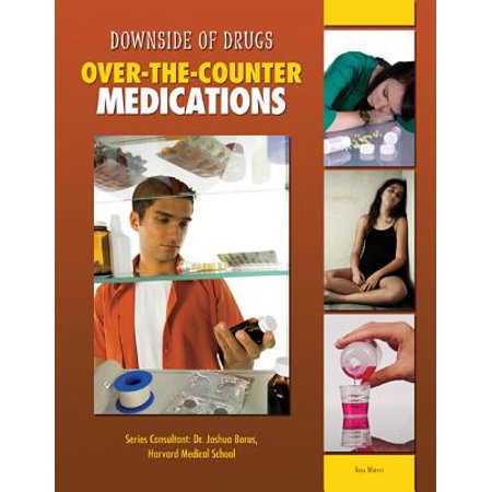 Over-the-Counter Medications - eBook (Best Anti Anxiety Medication Over The Counter)