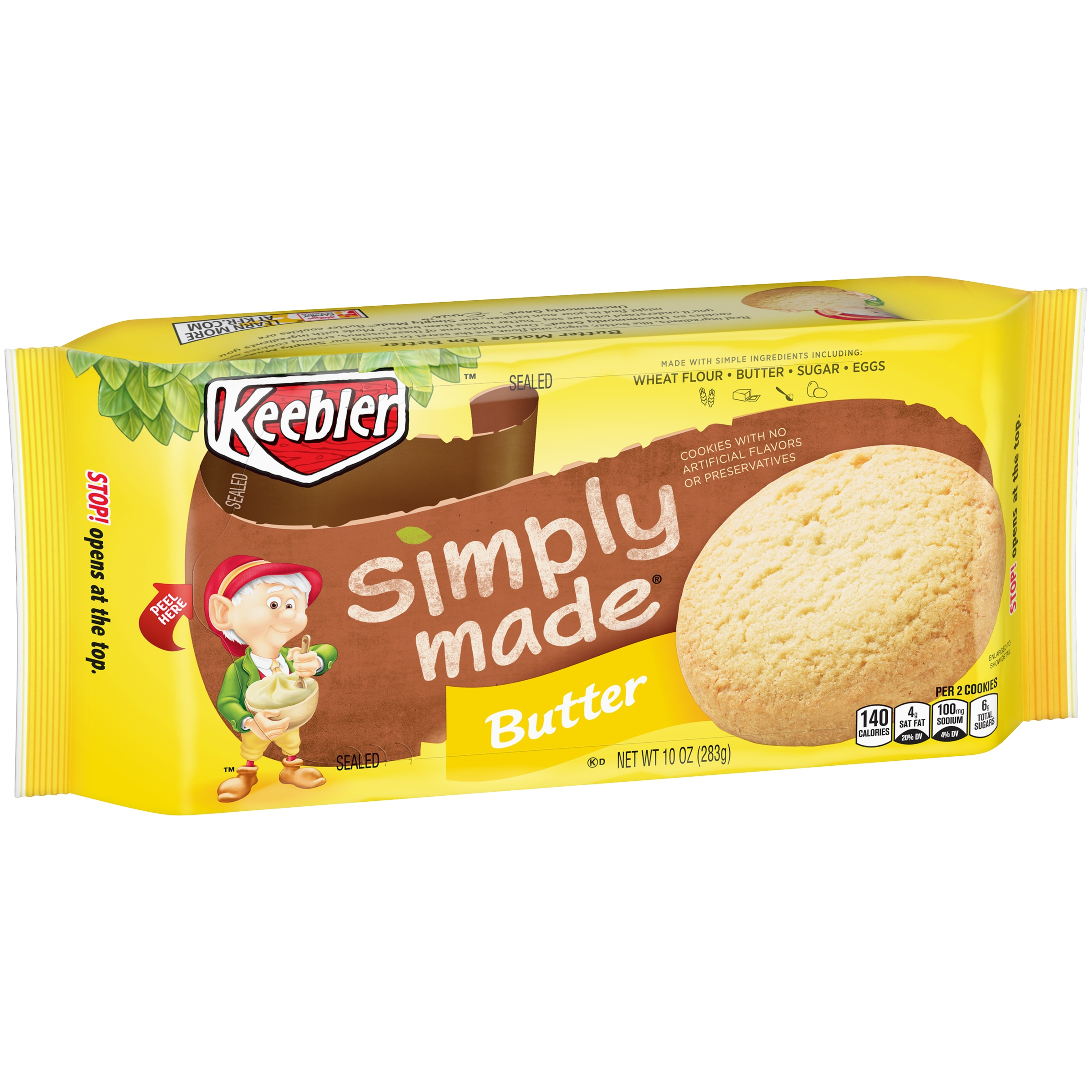 Keebler™ Simply Made Butter Cookies® 10 oz. Pack