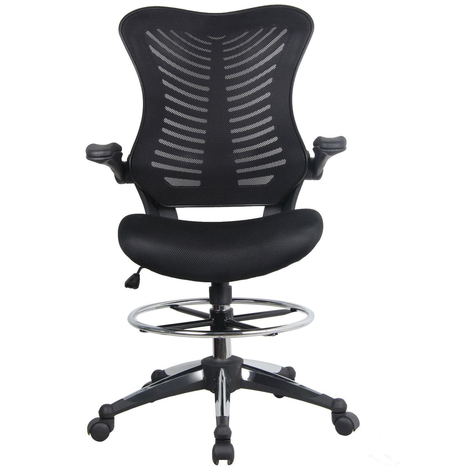 Gentil SPHP The Worth Buy Mesh Task Chair Adjustable New Fashion Ergonomic Office  Stool Chair With