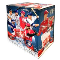 2018 Topps MLB Baseball Complete Set Special Edition Trading Cards- Rookies include Ronald Acuna Jr, Juan Soto, Shohei Ohtani