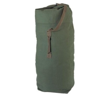 Champion Sports Extra Large Army Duffle Bag in Olive Drab