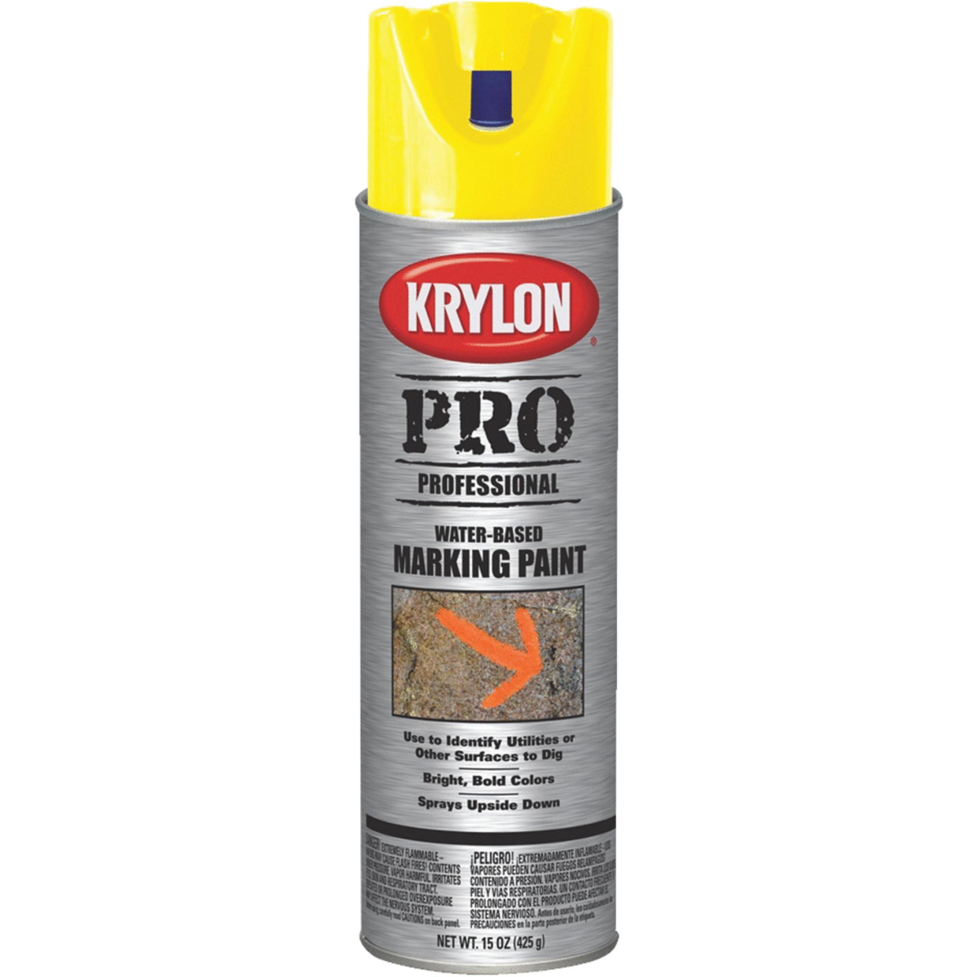 Krylon Inverted Marking Spray Paint