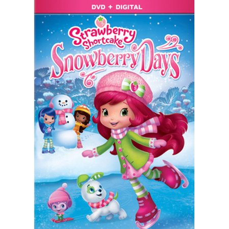 Strawberry Shortcake: Snowberry Days (DVD) for $<!---->