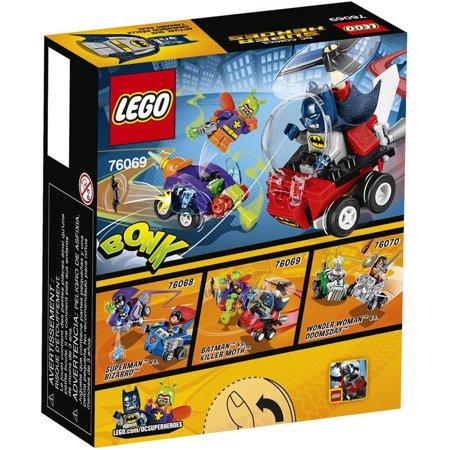 Lego Moth Best MicrosBatman 76069 Killer Heroes Vs Super Mighty qRL4c5Aj3