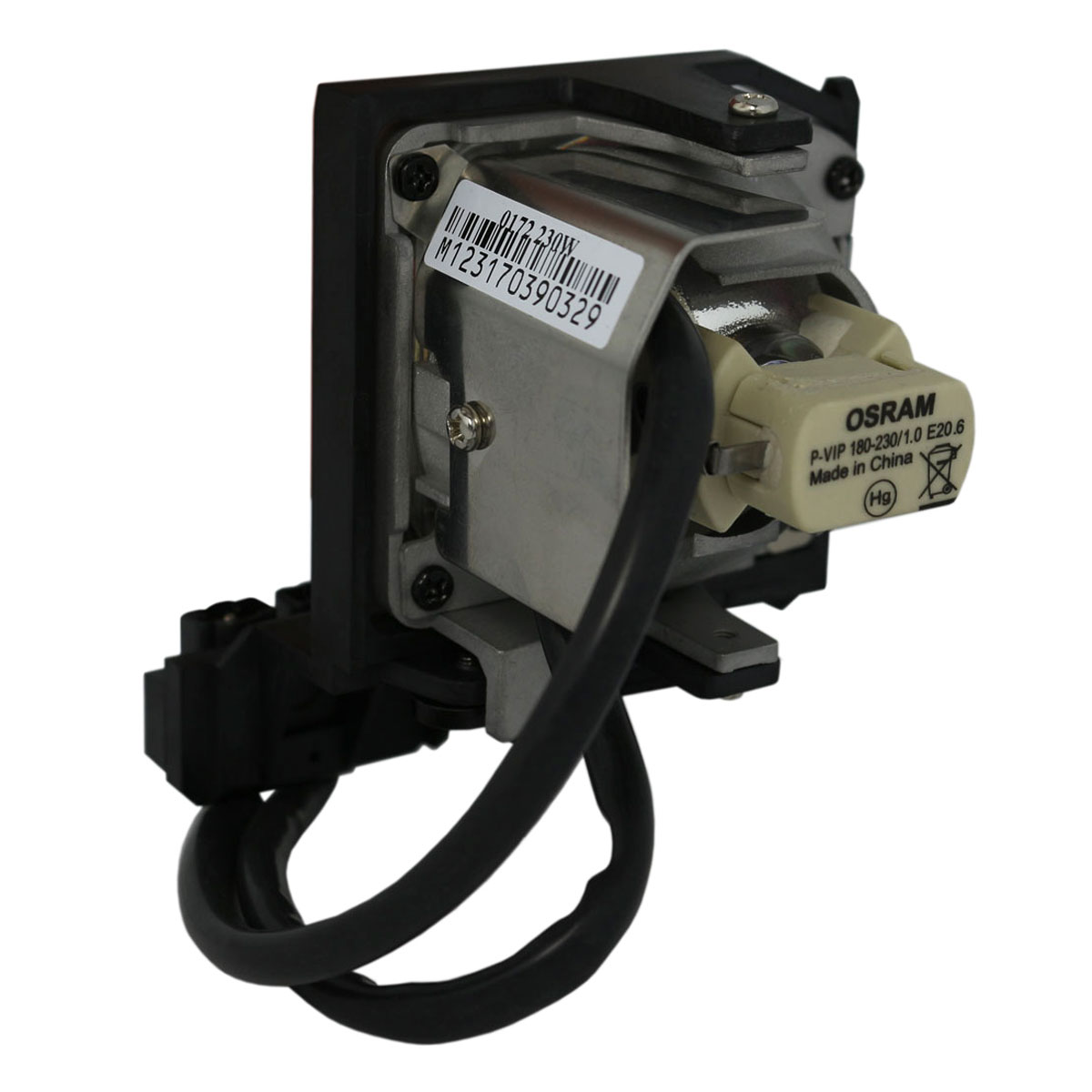 Lutema Economy Bulb for 3M Digital Media System 815 Projector (Lamp with Housing) - image 4 of 5