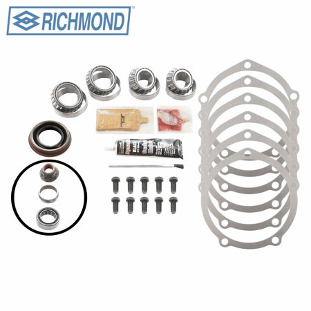 Richmond 83-1013-1 Full Kit Differential Ring and Pinion Installation Kit - image 2 de 2