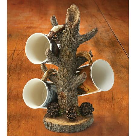 Tree Mug Holder
