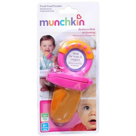 2 Pack - Munchkin Healthflow Fresh Food Feeder 1