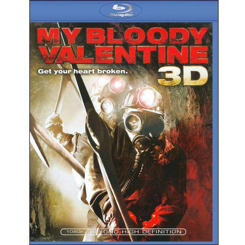 My Bloody Valentine 3D (With 3D Glasses) (Blu-ray) (Widescreen)