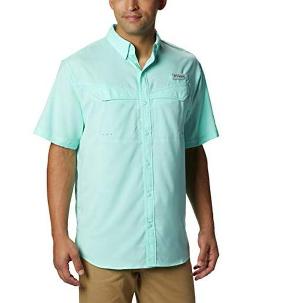 Columbia Mens PFG Low Drag Offshore Short Sleeve Shirt