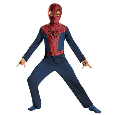 Morris Costumes DG73014L Spiderman 2 Avengers Child Costume, Small