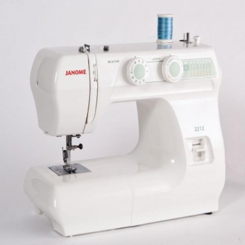janome 2212 sewing machine ratings