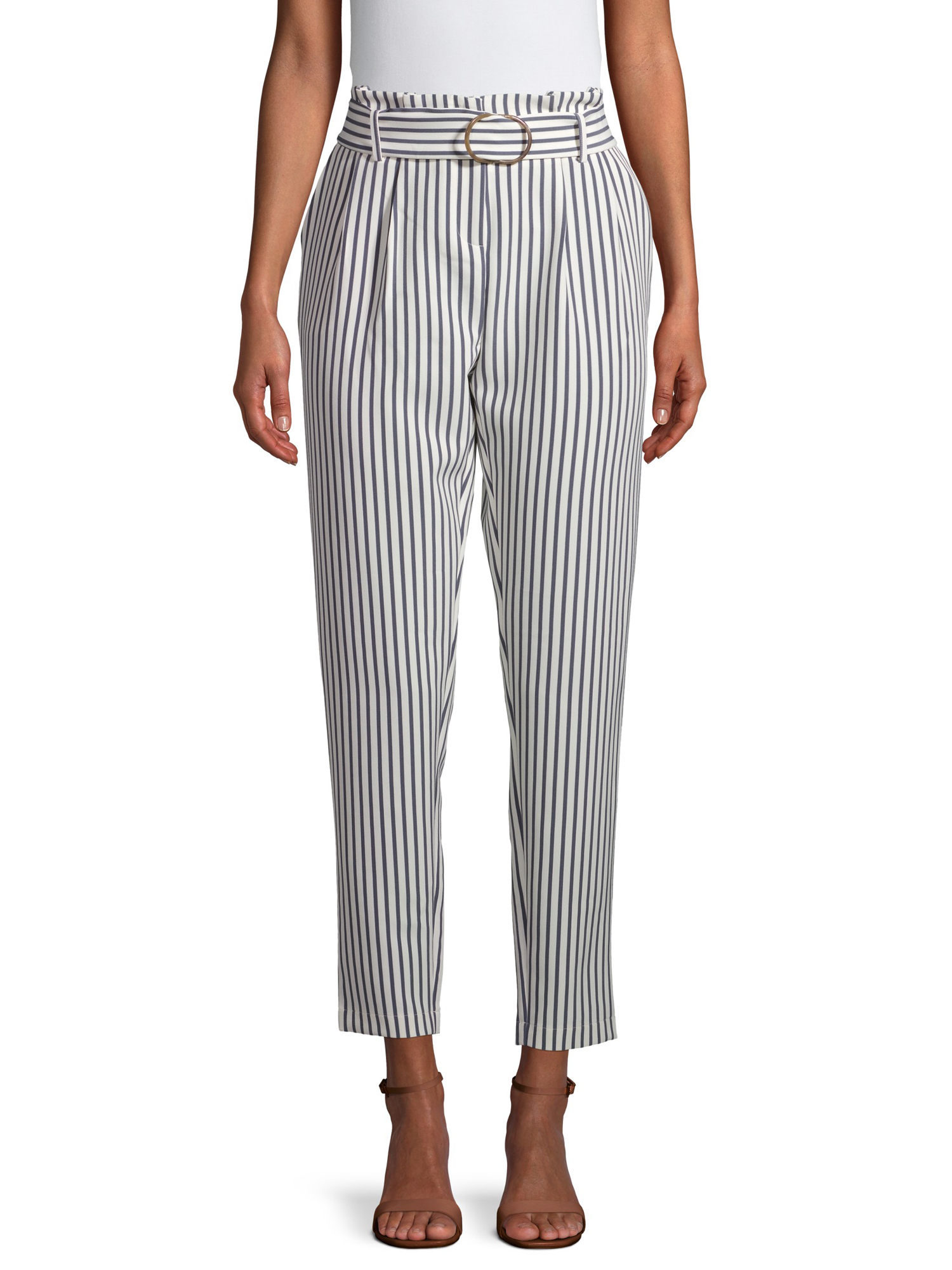 Time and Tru  Time and Tru Women's Pleated Pants
