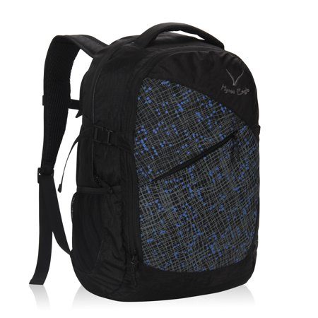 Hynes Eagle School Backpack Urban Commuter Backpack Lightweight Outdoor Backpack 25L,