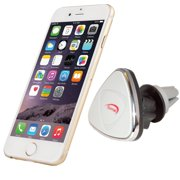 iSunnao Magnetic Smartphone Car Mount 360° Rotation Air Vent Mount with Ball Joint Universal for Apple/Samsung/HTC/Windows/Android Smartphones