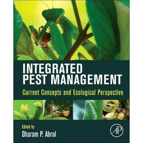 Integrated Pest Management: Current Concepts and Ecological Perspective