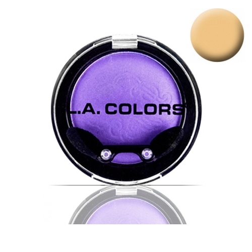 LA COLOR Eyeshadow Pot - Champagne
