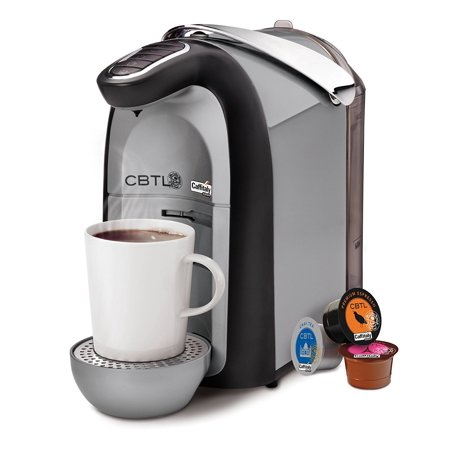 Cbtl From The Coffee Bean And Tea Leaf Beverage System  Americano Silver
