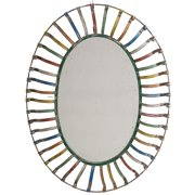 Established 98 Festival Life Accent Mirror