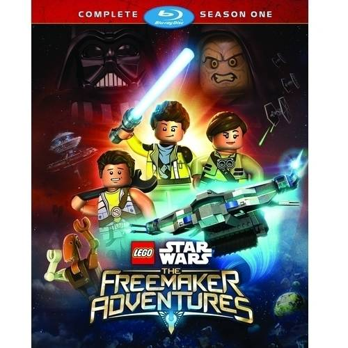 Lego Star Wars: The Freemaker Adventures Complete Season One (Blu-ray) by Walt Disney