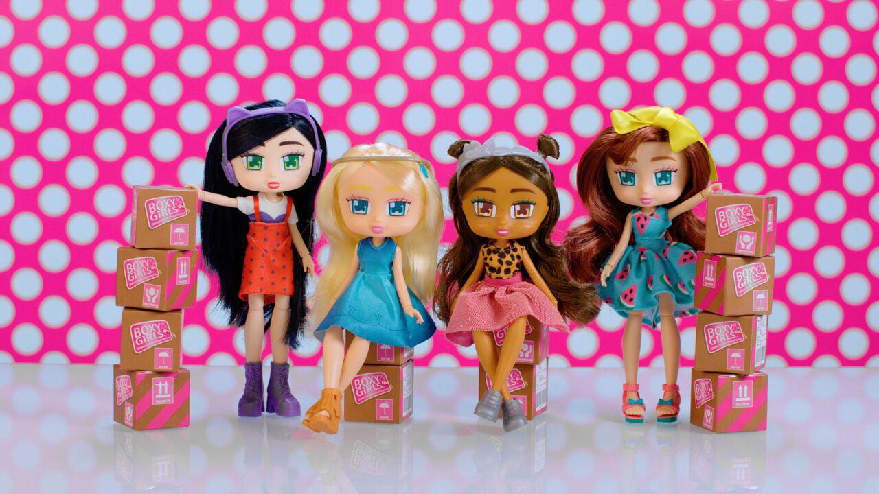 Boxy Girls Doll Brook - Walmart com