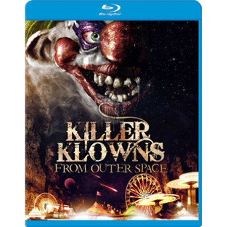 Killer Klowns From Outer Space - Killer Klowns From Outer Space Costume