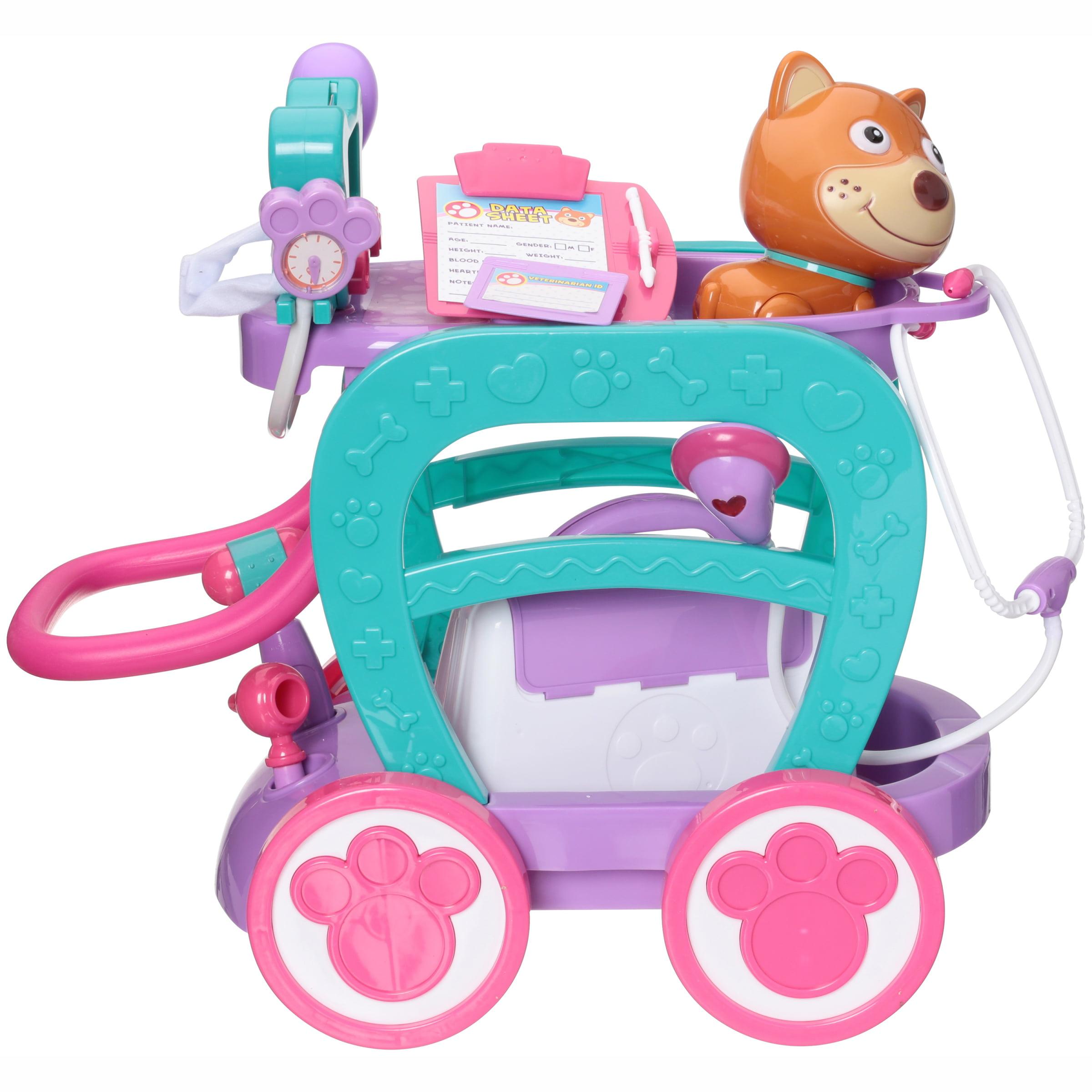 Kid Connection Veterinary Cart - Walmart.com