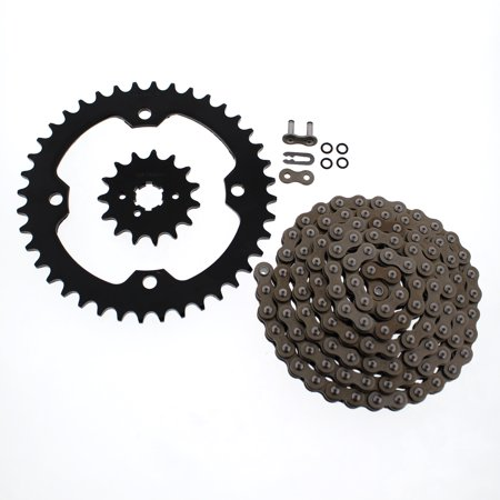CZ 520-104L DZO O-Ring Chain & Sprocket 15/40 for 2004-2007 Yamaha Raptor (Rotor O-ring)