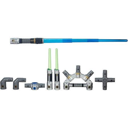 Star Wars Green Jedi (Star Wars Bladebuilders Jedi Master)