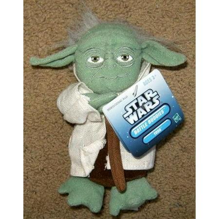 Star Wars MINI PLUSH - YODA - image 1 de 1