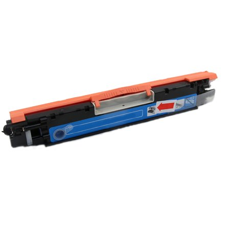 1 Pack New Compatible with HP CE311A Toner Cartridge for HP Used 126A CE310 CE310A CP1020 CP1025