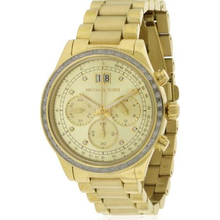 bc3a36f6d8cd Michael Kors - Brinkley Ladies Watch MK6187 - Walmart.com