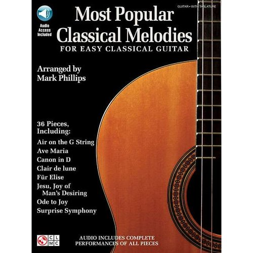 Most Beautiful Classical Melodies for Easy Classical Guitar