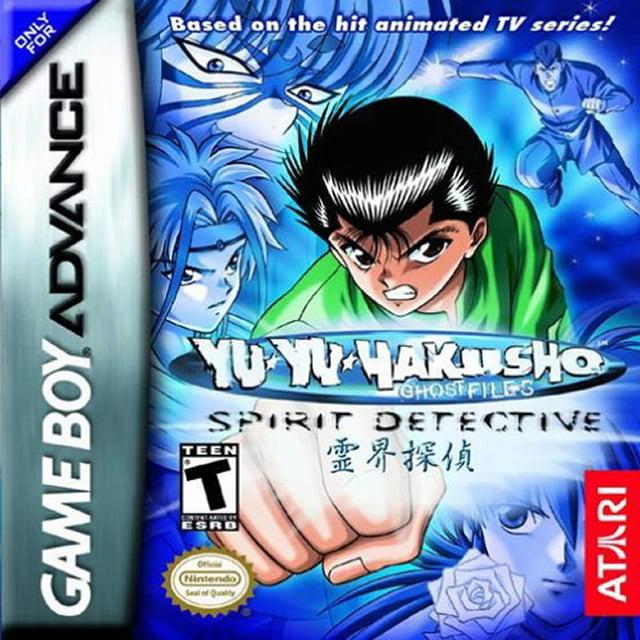 Yu-Yu Hakusho: Spirit Detective GBA