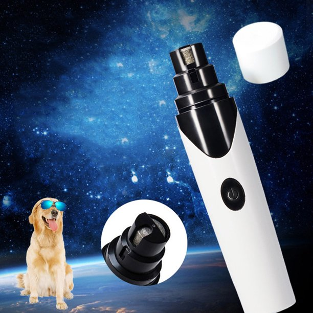 Rechargeable Pet Dog Nail Grinders USB Charging Pet Nail Clippers for Dog  Cat Paws Nail Grooming Trimmer Tools - Walmart.com - Walmart.com
