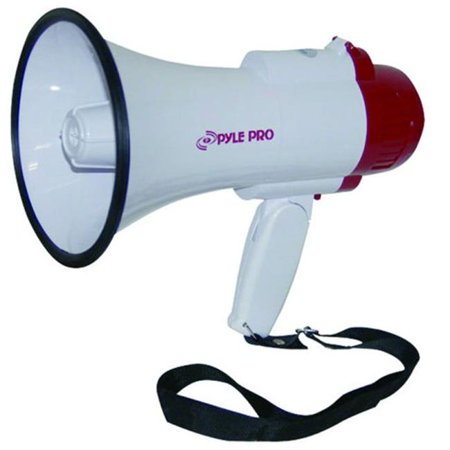 Professional Megaphone-Bullhorn with Siren - PMP30