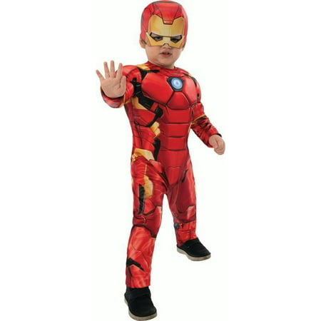 Garbage Man Halloween Costume Toddler (Rubie's Iron Man Toddler Halloween)