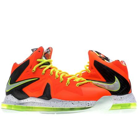 4a486898855 Nike - Nike Lebron X P.S. Elite Total Crimson Mens Basketball Shoe ...