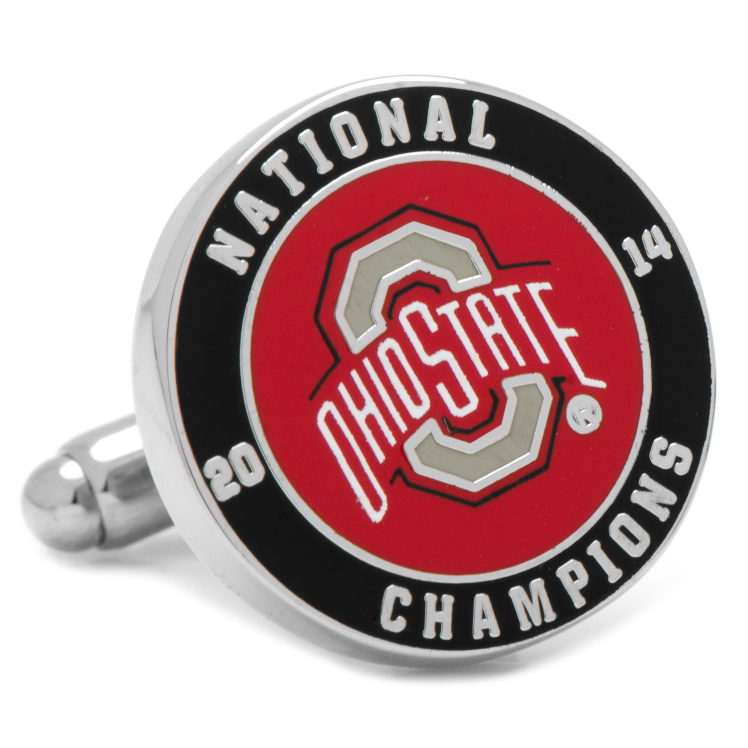 2014 Ohio State Buckeyes National Champions Cufflinks