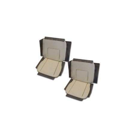 Eckler's Premier  Products 40-342303 Full Size Chevy Bucket Seat Foam Pair, Super Sport (SS), Impala,