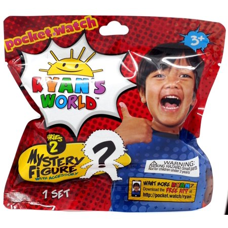 Series 802.11a/b/g Mini (Ryan's World Series 2 Mini Figure with Accessory Mystery Pack )
