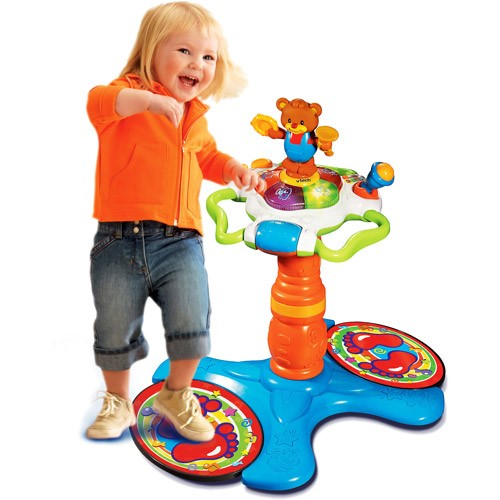 VTech Sit to Stand Dancing Tower by VTech