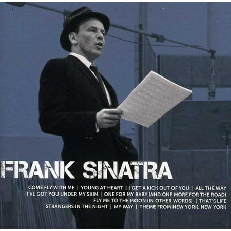 Frank Sinatra - Icon Series: Frank Sinatra (CD)