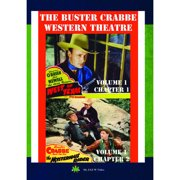 Buster Crabbe Western Theatre Vol 1 by