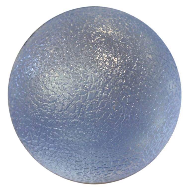 60 mm. Soft Power Ball in Blue