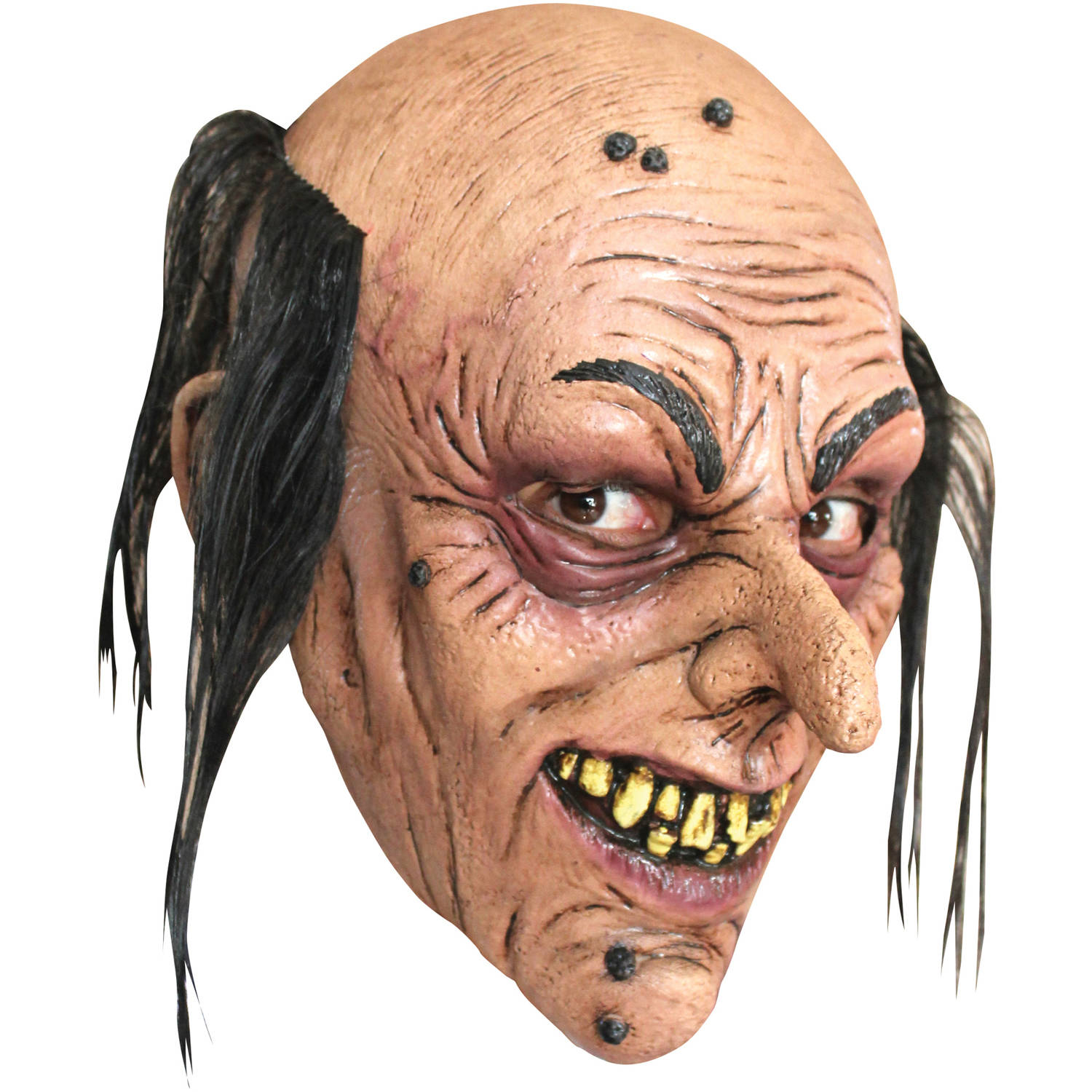 Wizard Kids Latex Mask Child Halloween Accessory