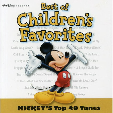 Mickey's Top 40 (CD)](Mickey's Halloween Party Music)