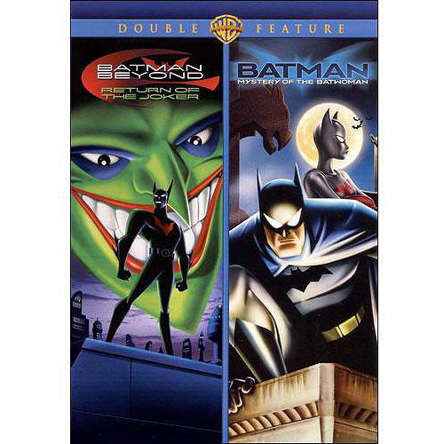 Batman Beyond: The Return Of The Joker / Batman: Mystery Of The Batwoman (Full Frame)